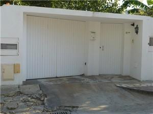 Installation d'une porte blindés